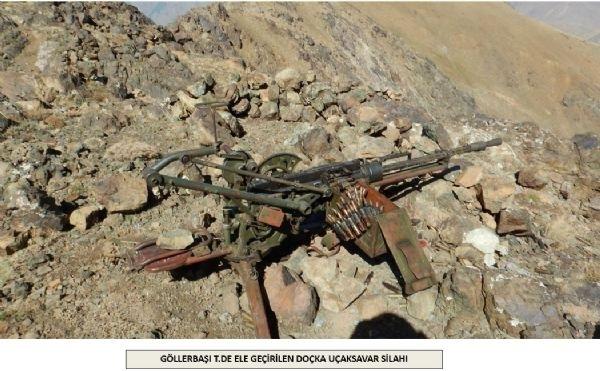 10 PKK'lı etkisiz hâle getirildi