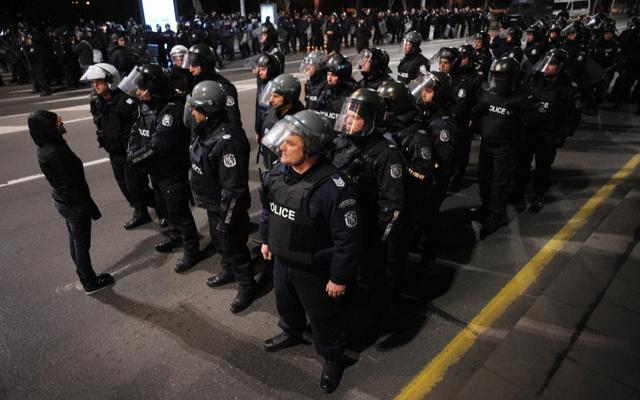 Bulgaristan'da 2 bin polis istifa etti