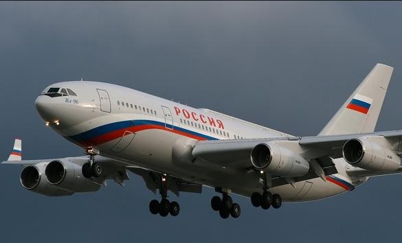 Rusya da Sina'ya uçuşları durdurdu