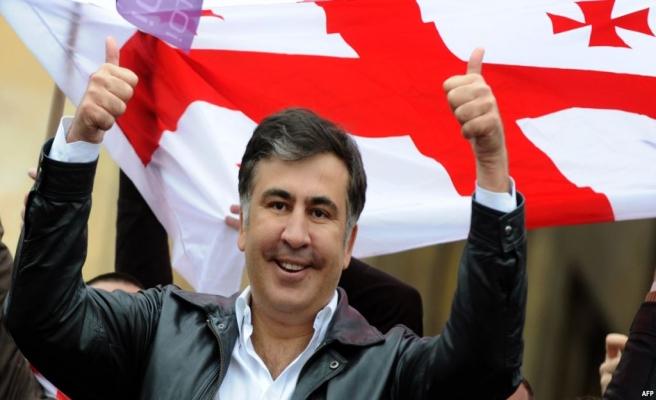 Saakaşvili: İstenirse Ukrayna'nın Başbakanı da olurum