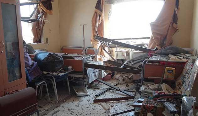 Rusya, Suriye'de hastane ve ilaç fabrikasını vurdu