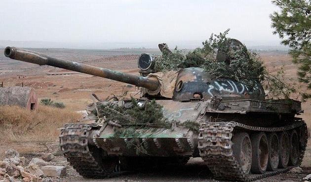 Muhaliflerin Hama ilerleyişi sürüyor