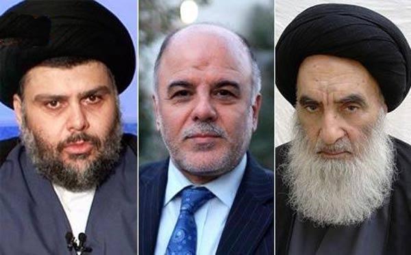 Sistani, İbadi'ye destek için Şii liderleri Necef'e çağırdı