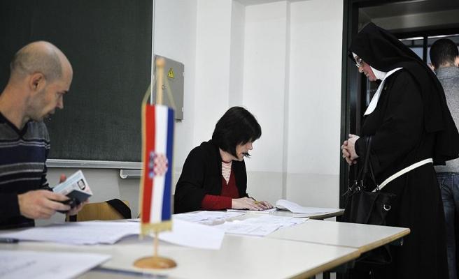 Hırvatistan yeni vekillerini yarın seçiyor