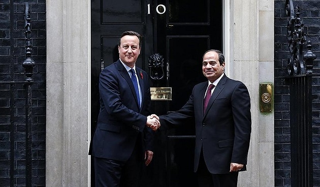 İngiltere ile Mısır mutabakat muhtırası imzaladı