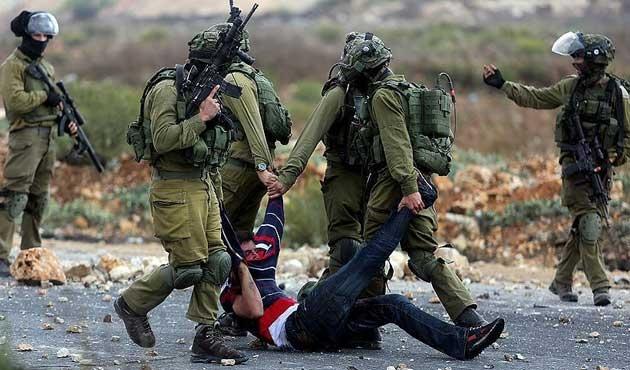 İsrail güçlerinden yeni gözaltı dalgası