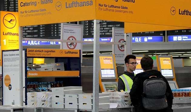 Lufthansa'da grev yine uzatıldı