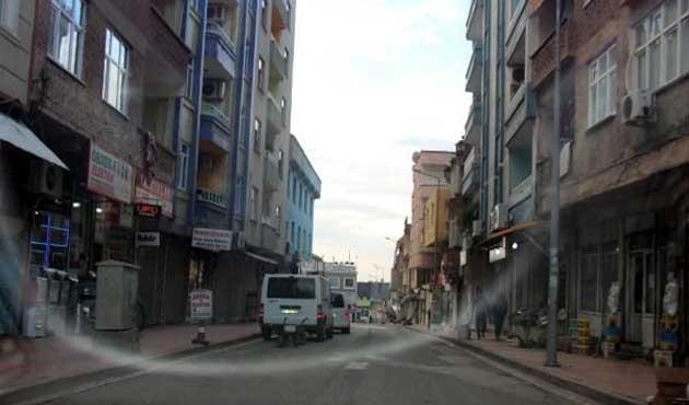 Silvan'da sokağa çıkma yasağı 6'ncı gününde
