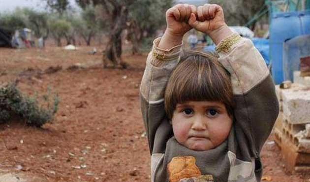 Suriyeli çocuklar korku ve stres altında