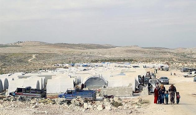 Füze çadır kente isabet etti: 6 ölü