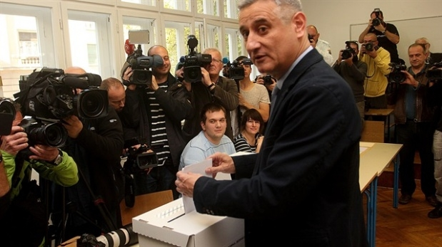 Hırvatistan'da seçimi muhalefet kazandı