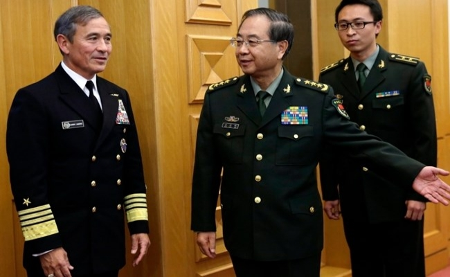 Çinli General Cibuti'ye gitti