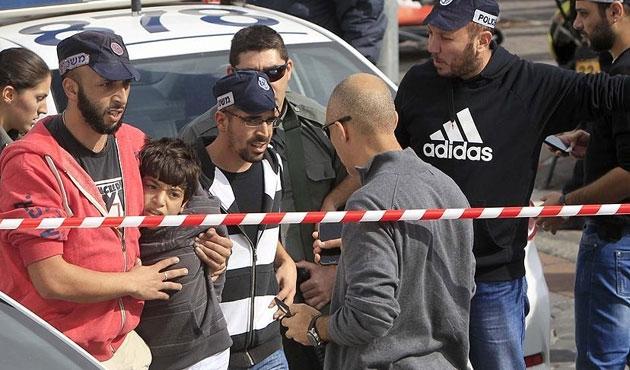 İsrail güçleri Filistinli çocuğu ağır yaraladı