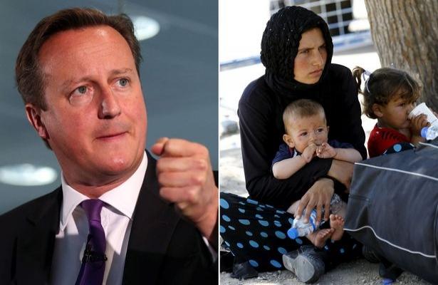 İngiltere'nin AB'de kalma şartı mültecilere endeksli