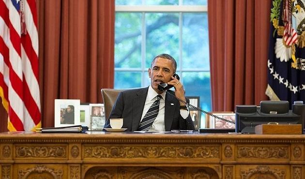 Obama'dan Kuzey Kore'ye karşı telefon diplomasisi