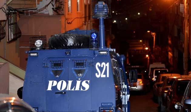 İstanbul'da PKK'ya şafak operasyonu