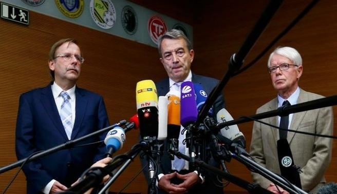 Alman futbolunda rüşvet ve istifa depremi