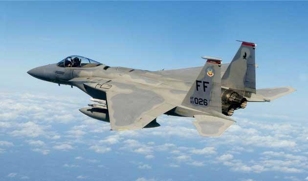 ABD'nin F-15C uçakları İncirlik'te