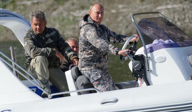 Putin'in arkasındaki 'Derin Rusya': Sergey Şoygu