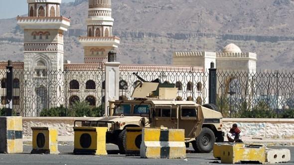 BAE, Yemen Cumhurbaşkanlığı sarayını korumaya aldı