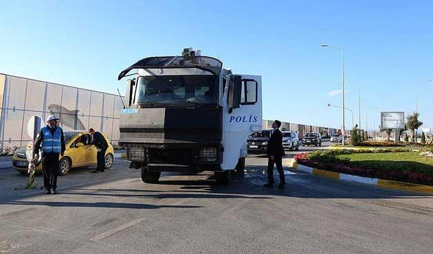 Antalya'da G-20 için her 50 metreye bir polis