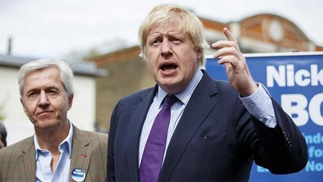 Filistin'den, Londra Belediye Başkanına tepki