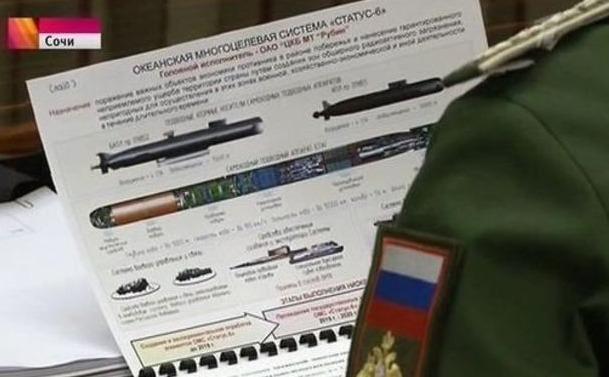 Rus nükleer belgeleri 'yanlışlıkla' yayınlandı