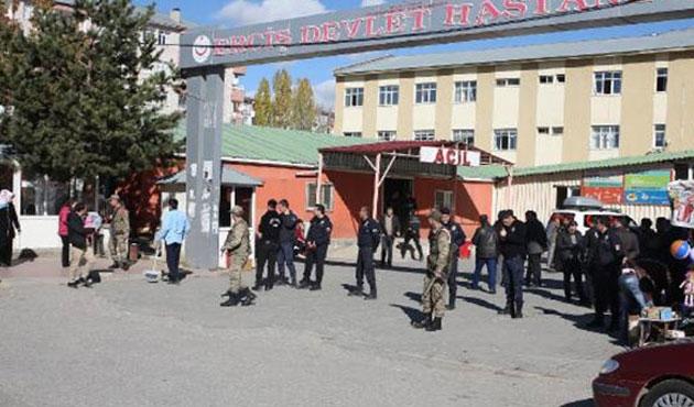 Genelkurmay: Erciş'te bir asker şehit oldu