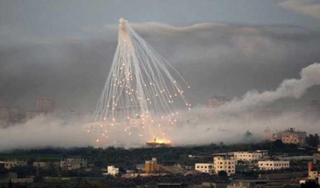 Rusya'nın Suriye'de fosfor bombası kullandığı iddiası