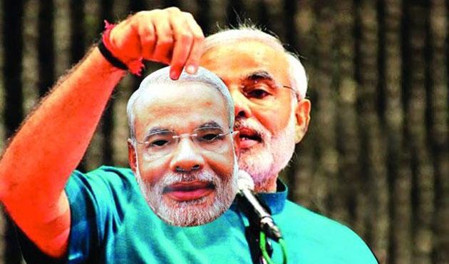Bir Hindu radikali; Modi'nin portresi