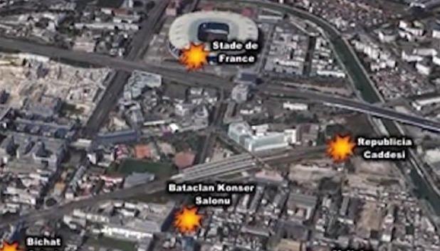 Paris saldırılarının şahitleri anlatıyor...