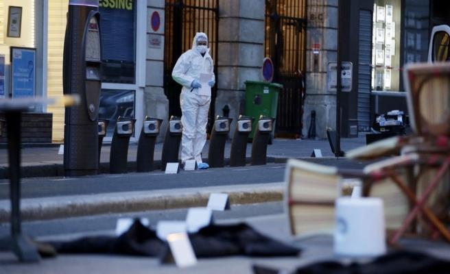 Paris polisi: 127 ölü, 180 yaralı