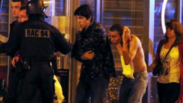 BM ve NATO'dan Paris saldırısına kınama