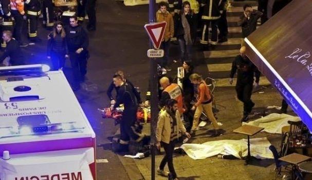 Paris'te saldırı şüphelisinin ailesi gözaltında