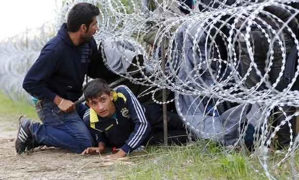 Paris sonrası Polonya faturayı mültecilere kesti