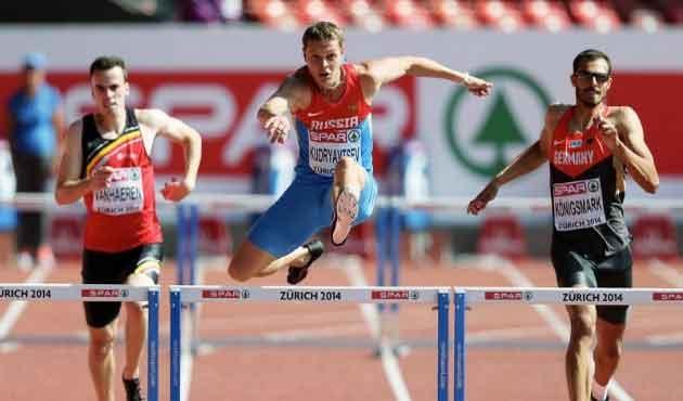 Rusya tüm atletizm müsabakalarından men edildi