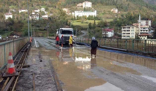 Artvin'de 30 köye ulaşılamıyor