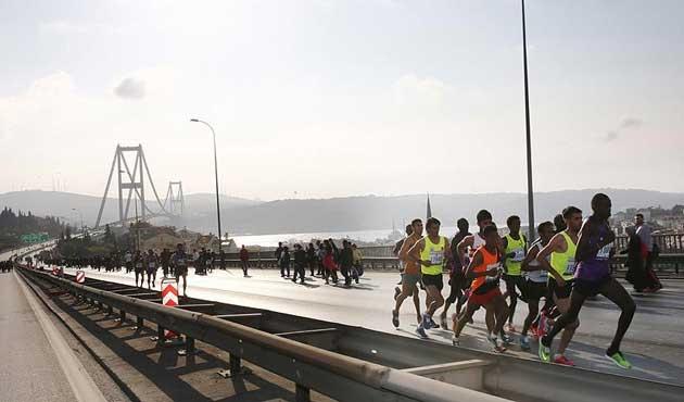 37. İstanbul Maratonu'nun kazananları belli oldu