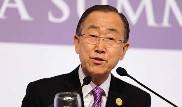 BM: Suriye'de öncelik siyasi anlaşma olmalı