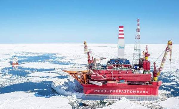 Rusya, Kuzey Kutbu petrolü için Çin'le görüşüyor