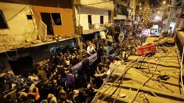 Lübnan saldırısıyla ilgili 9 kişi tutuklandı
