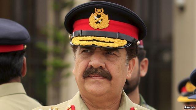 Pakistan Genelkurmay Başkanı ABD'de