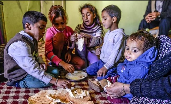 Suriyeli sığınmacıların kış telaşı