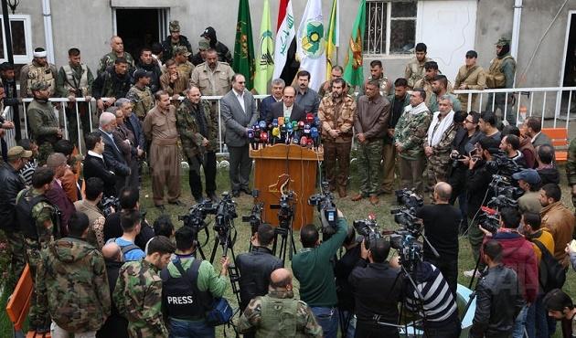 Tuzhurmatu'da Türkmenlerle Kürtler anlaştı
