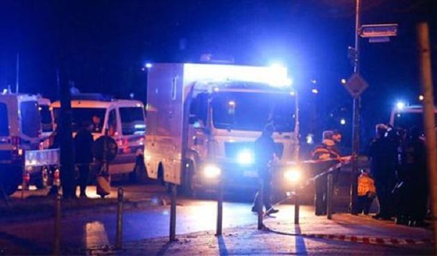 Almanya'da bomba yüklü araç bulundu