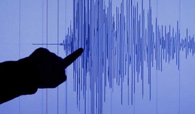 İstanbul'da 10 saatte dört deprem