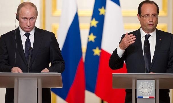 IŞİD, Rusya ile Fransa'yı yakınlaştırdı