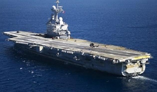 Fransa Akdeniz'e savaş gemisi gönderiyor