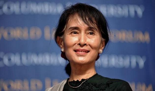 Myanmar'da yüzyılın sonu