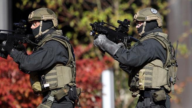 Almanya'da terörle mücadele özel birliği kuruluyor